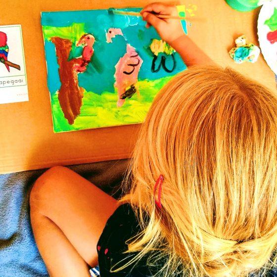 Jungle schilderen14_Fotor